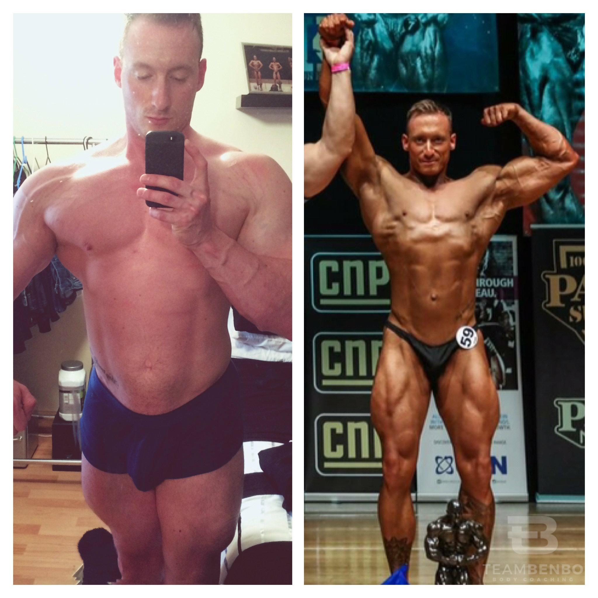 Ben transformation 2016