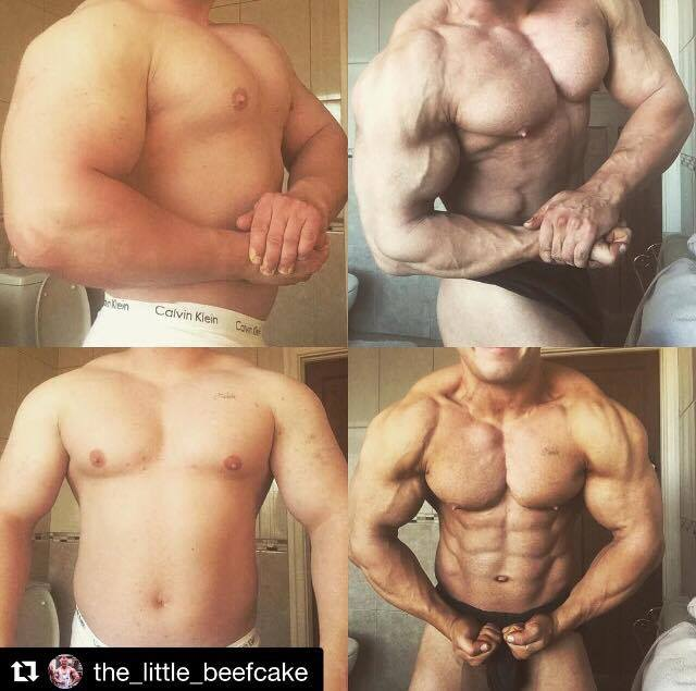 Alex millington transformation 2017