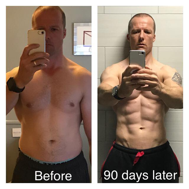 Mark gaunt 12 week transformation 1