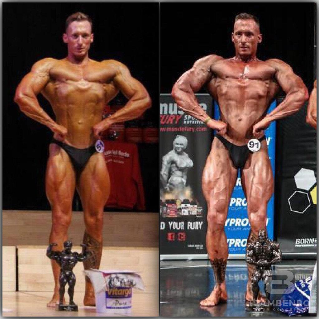 Ben bodybuilding 2014   2015