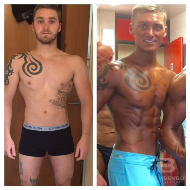 Tyler transformation pics